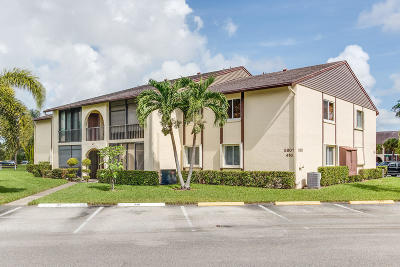 Greenacres Condo For Sale: 5801 Whispering Pine Way #D-2