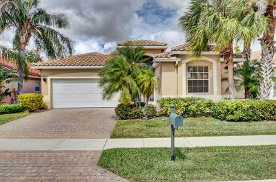 Boynton Beach Single Family Home For Sale: 7119 Lombardy Street