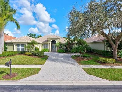 West Palm Beach Single Family Home For Sale: 8834 Lakes Boulevard