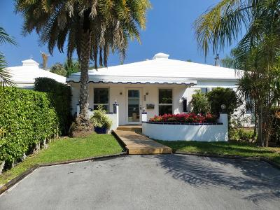 Delray Beach Single Family Home For Sale: 135 Macfarlane Drive