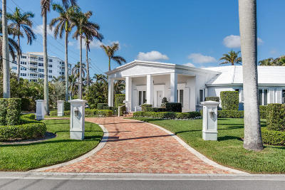 Broward County, Palm Beach County Single Family Home For Sale: 104 Seabreeze Avenue