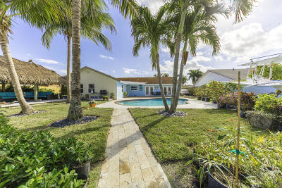Boca Raton Single Family Home For Sale: 9539 Newport Road
