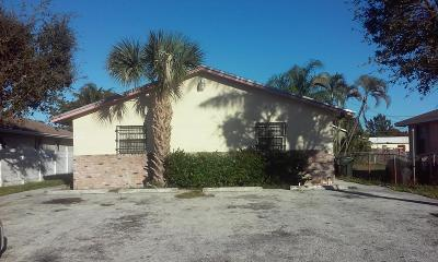 Delray Beach Multi Family Home For Sale: 125 SW 11th Avenue #A & B
