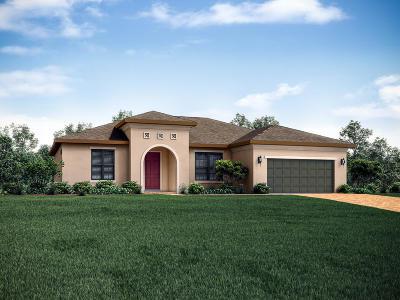 Vero Beach Single Family Home For Sale: 6217 Arcadia Square