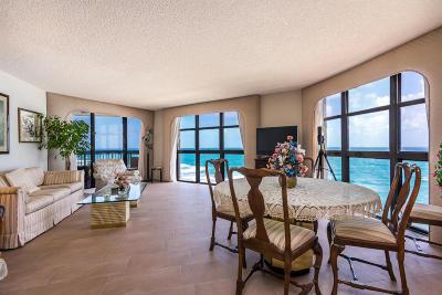 Hillsboro Beach Condo For Sale: 1155 Hillsboro Mile #606