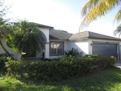 Delray Beach Single Family Home For Sale: 910 NW 38th Terrace