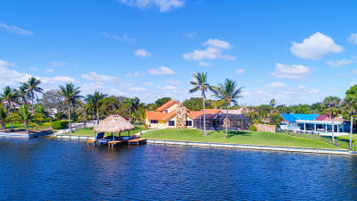 Boynton Beach Single Family Home For Sale: 907 SW 38th Court