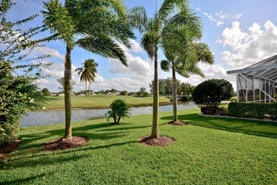 Palm Beach Gardens Single Family Home For Sale: 583 Masters Way