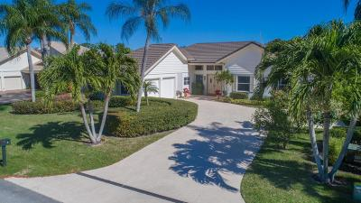 Palm Beach Gardens FL Single Family Home For Sale: $684,500