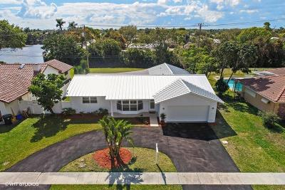 Boca Raton Single Family Home For Sale: 1170 SW 7th Street