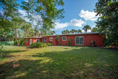 Delray Beach Single Family Home For Sale: 3122 Palm Drive