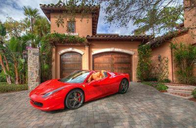 Jupiter Single Family Home For Sale: 308 Villa Drive