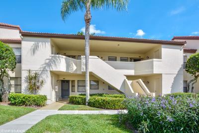 Boynton Beach Condo For Sale: 5927 Parkwalk Drive #723