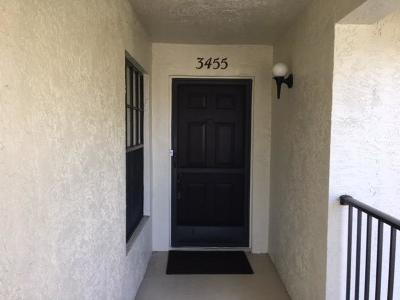 Greenacres Condo For Sale: 3455 Jog Park Drive E #49