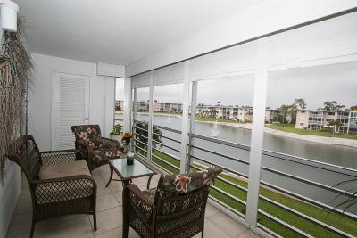 Lake Worth Condo For Sale: 2615 Garden Drive S #305