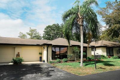 Boynton Beach Single Family Home For Sale: 4675 Greentree Place #B