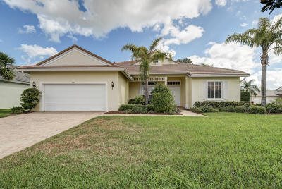 Port Saint Lucie FL Single Family Home For Sale: $259,950