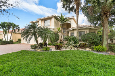 Boynton Beach Single Family Home For Sale: 7290 Greenport Cove