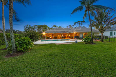 Palm Beach Gardens FL Single Family Home For Sale: $1,000,000