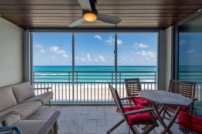 Juno Beach Condo For Sale: 900 Ocean Drive #405