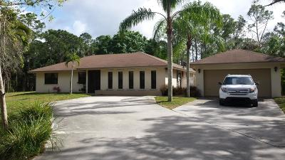 Jupiter Farms Rental For Rent: 9268 165th Place