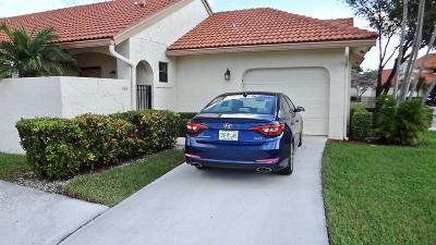 Boynton Beach Single Family Home For Sale: 8308 Waterline Drive #106