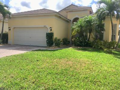 Fort Pierce Single Family Home For Sale: 5621 Sun Valley Drive