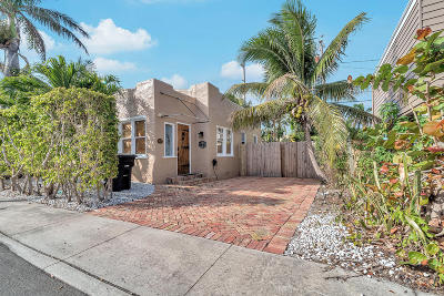 West Palm Beach Single Family Home For Sale: 303 Central Drive
