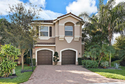 Boynton Beach Single Family Home For Sale: 8290 Adrina Shores Way