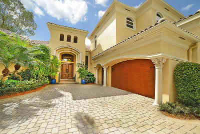 Delray Beach Single Family Home For Sale: 7276 Sarimento Place