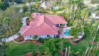 Davie Single Family Home For Sale: 4100 SW 101st Avenue