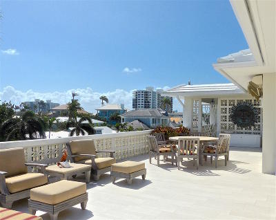 Delray Beach Condo For Sale: 162 Gleason Street #G