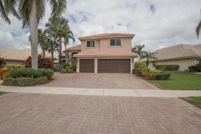 Boca Raton Single Family Home For Sale: 10611 Saint Thomas Drive