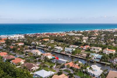 Ocean Ridge Single Family Home For Sale: 27 Harbour Drive