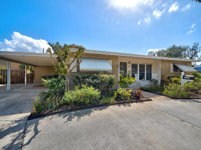 Lake Worth Single Family Home For Sale: 1306 Cochran Drive
