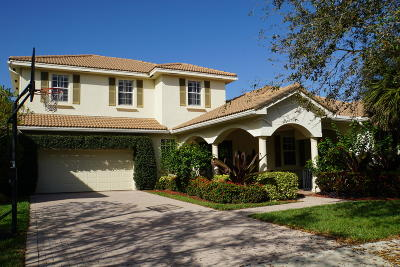 Jupiter Single Family Home For Sale: 186 Via Veracruz