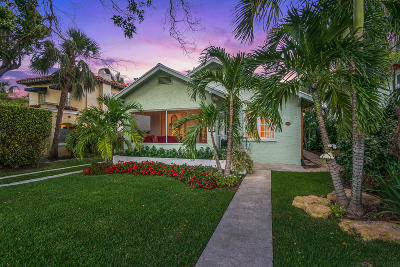 Delray Beach Single Family Home For Sale: 131 SE 7th Avenue