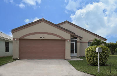 Delray Beach Single Family Home For Sale: 5621 American Circle