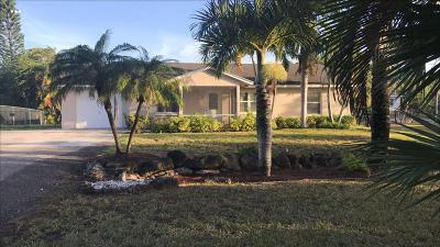 Loxahatchee Groves, Loxahatchee Groves I, Loxahatchee Grvs, Loxahatchee, Florida 33470- 3109 Single Family Home Contingent: 14687 Paradise Trail