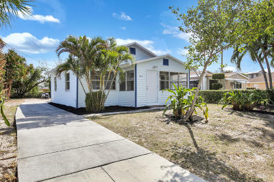 Delray Beach Single Family Home For Sale: 233 SW 6th Avenue