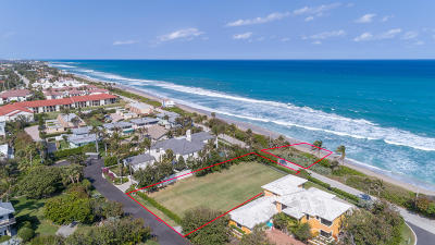 Broward County, Palm Beach County Residential Lots & Land For Sale: 3 Beachway