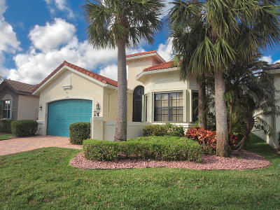 Delray Beach Single Family Home For Sale: 14797 Strand Lane