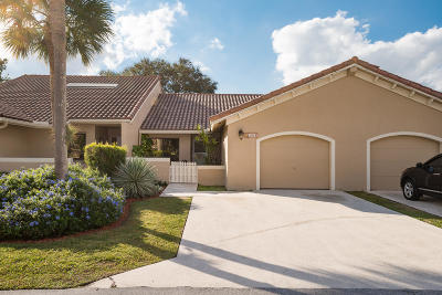 Boca Raton Single Family Home For Sale: 21573 Coronado Avenue