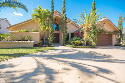 Coral Springs Single Family Home For Sale: 8953 NW 53rd Manor