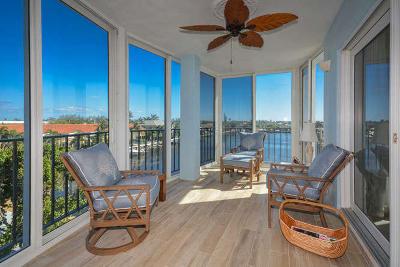 Delray Beach Condo For Sale: 220 Macfarlane Drive #S-406