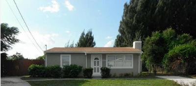 West Palm Beach Single Family Home For Sale: 1021 Elm Road