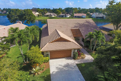 Boca Raton Single Family Home For Sale: 4006 NW 24th Terrace