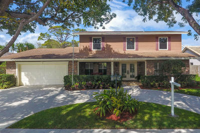 Boca Raton Single Family Home For Sale: 1441 SW 21st Street