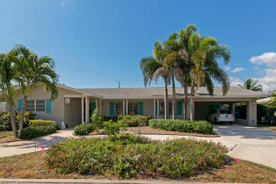 Boynton Beach Single Family Home For Sale: 322 SW 8th Avenue