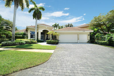 Boca Raton Single Family Home For Sale: 7898 Afton Villa Court
